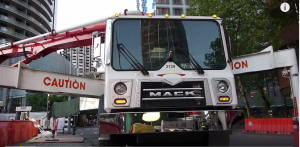 mack concrete pumps